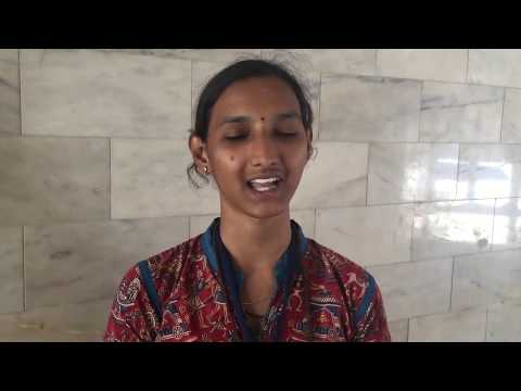 Anila, AP voluteer shares for Rally for Rivers