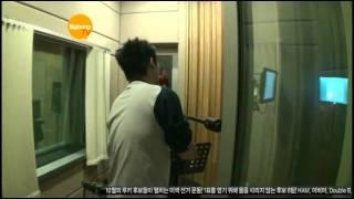 """G-daragon & Top & Bom recording episode """"Don't Go Home"""""""