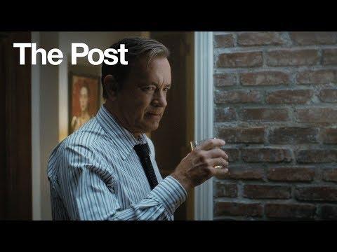 The Post (Featurette 'Meryl Streep Talks About Tom Hanks')