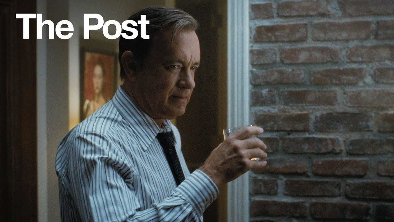 The Post - Meryl Streep Talks About Tom Hanks