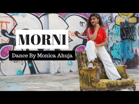 MORNI EASY DANCE STEPS | SUNANDA SHARMA | JAANI | SUKH-E | ARVINDR KHAIRA |  Dance by Monica Ahuja