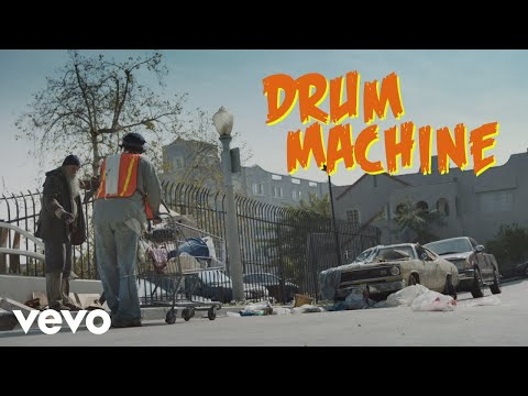 Drum Machine Feat. Phantogram & Skrillex