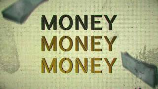 Max Frost - Money Problems [Official Lyric Video]