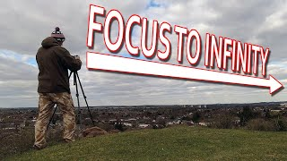 How to Infinity Focus | Testing the Best Methods For Sharper Photography