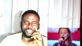 Adele - Set Fire To The Rain - The X Factor 6 - Valeria Simulik REACTION