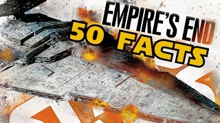 50 Things From Star Wars Aftermath: Empire