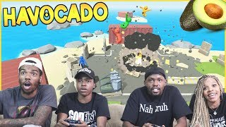 BRAND NEW GAME! Crazy Fighting, Explosions & Weapons! - Havocado Gameplay