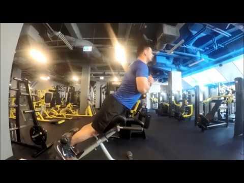 Ćwiczenia rozciągające mięśnie ud posterior