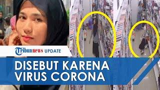 Viral Video Gadis Mendadak Jatuh lalu Meninggal di Toserba Disebut karena Virus Corona, Ini Faktanya