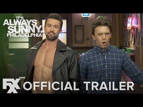 Video trailer för It's Always Sunny In Philadelphia   Season 13: Official Trailer   FXX