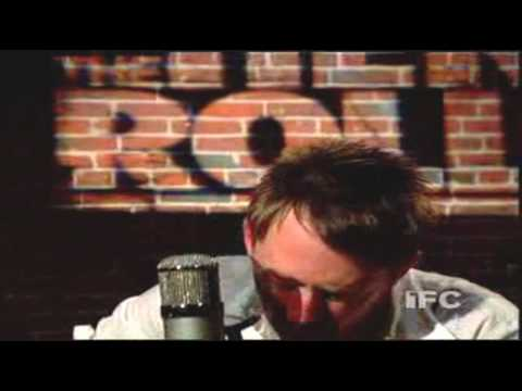 Thom Yorke - The Clock (Live at Henry Rollins Show)