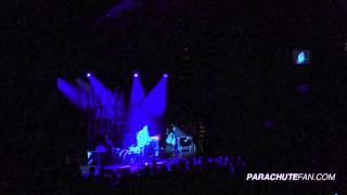 Will Anderson of Parachute - Hearts Go Crazy