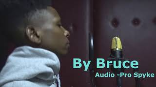 Harmonize   Never Give Up | Reggae Cover By Bruce | Kenyan Version