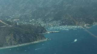 Arriving to Avalon Catalina Island