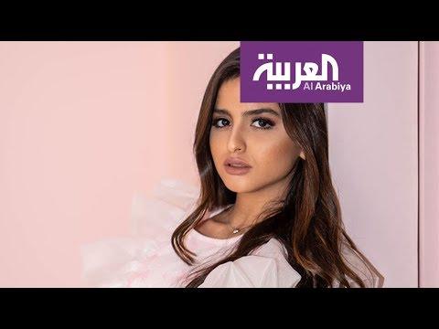 العرب اليوم - شاهد: حلا الترك تتحدث عن يومياتها في الحجر وتغنِّي مباشر