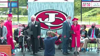 Jefferson City High School Class Of 2020 Graduation