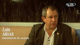Luis Arias - Quién es Quién en Comunicándonos en Diario Agroempresario