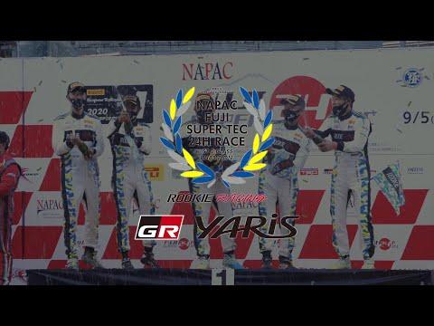 【S耐予選動画】スーパー耐久第1戦富士スピードウェイ S耐(24H)決勝レースのTOYOTA GazooRacingをまとめたダイジェスト映像
