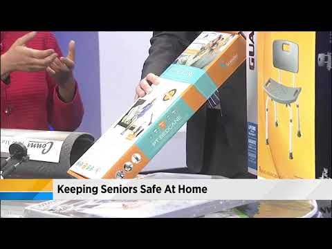 Keeping seniors safe at home