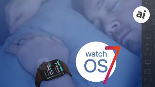 Apple Watch Sleep Tracking with watchOS 7 & iOS 14! 😴