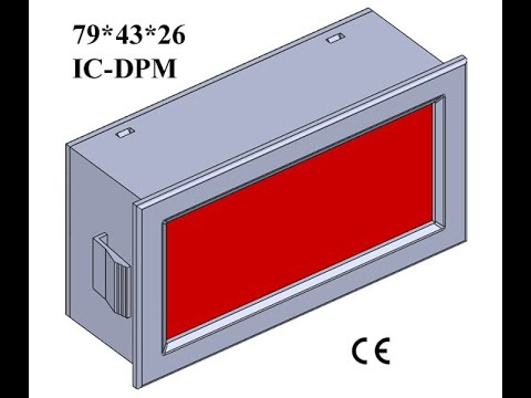 Din Panel Cases for DPM