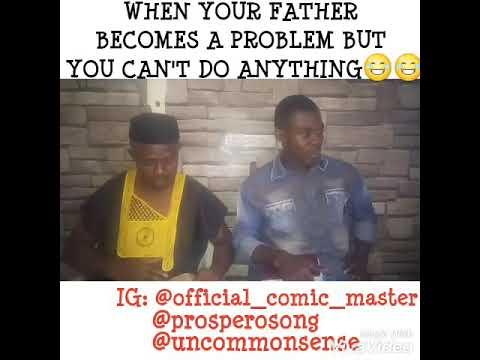 Evil father 😂😂 (ccmcomedy)