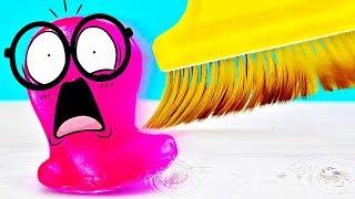 BROOM NIGHTMARE For Slick Slime Sam