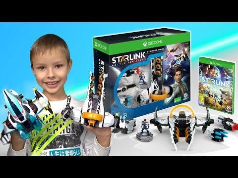 Starlink: Battle for Atlas - Przerabiamy pada od Xboxa w statek kosmiczny! [Xbox One X]