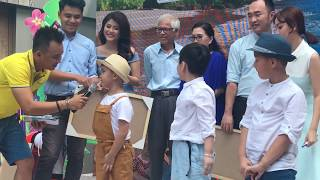 Vợ chồng Lê Phương, Thu Trang chơi trò chơi hiểu nhau đến đâu cười đến bể bụng
