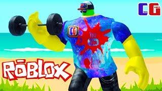 Меня ВСЕ ОБИЖАЛИ и Я НАКАЧАЛСЯ! БОКС СИМУЛЯТОР в Roblox Мульт игра для детей Boxing Simulator