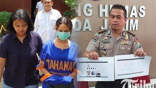 Polda Jatim Perpanjang Masa Penahanan Vanessa Angel Jadi 40 Hari