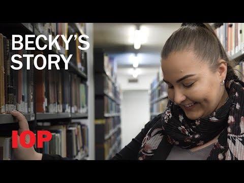 Associate Member: Becky King RSciTech