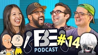 FBE PODCAST | Upcoming Reacts, Anime Spoilers, Bad Impressions! (Ep #14)