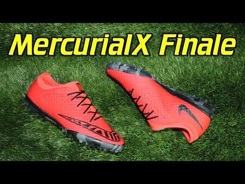 Nike MercurialX Finale Turf Bright Crimson - Review + On Feet