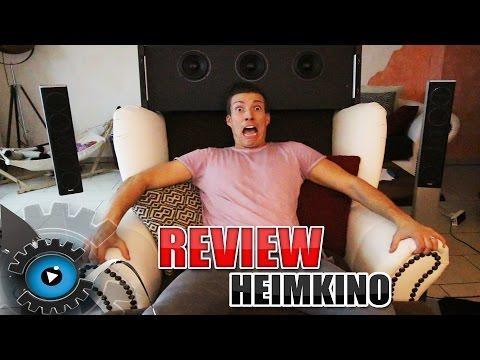 KINO INS WOHNZIMMER HOLEN! | Teufel Cinesystem Trios