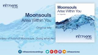 Moonsouls - Arise Within You [Infrasonic Pure]