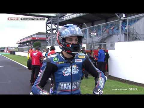 スーパーバイク 2021 第4戦イギリス ドニントンパーク レース1のフル動画
