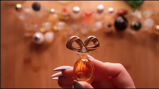 ASMR Vintage Large & Small Perfume Bottles (glass Tapping And Whispers)
