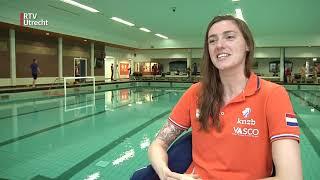 Utrechtse waterpolovrouwen dromen alvast van Olympische Spelen [RTV Utrecht]