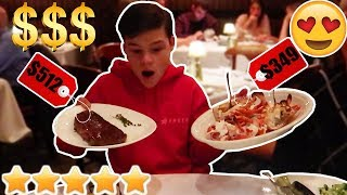 Eating At The Most Expensive Restaurant In My City (5 Star)