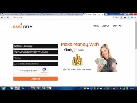 HOW TO MAKE MONEY 100 dollars per day using google adsense Automatic Golden methode 2016