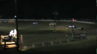 preview picture of video 'Jackson County Speedway Late Model Highlights 8-26-2011'