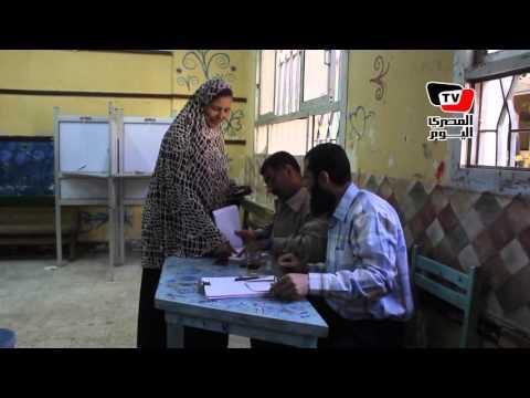 الانتخابات البرلمانية| الساعات الأولي لجولة الإعادة بالمطرية