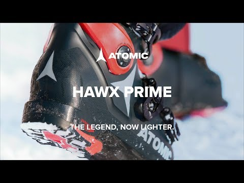 Vorschau: Atomic Hawx Prime 130 S black/red 2018/19