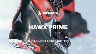 Видеообзор: горнолыжные ботинки Atomic Hawx Prime 2018/19
