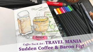 Coffee Tea & Art #12 Travel Mania