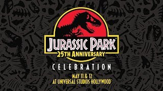 Jurassic Park Roars to Life at Universal Studios Hollywood with 25th Anniversary Celebration on May