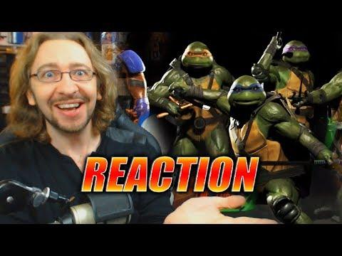 MAX REACTS: Ninja Turtles Revealed – INJUSTICE 2 DLC