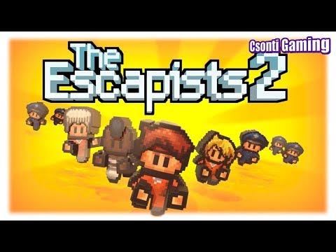 THE ESCAPISTS 2   A nagy szökés