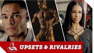 OLYMPIA 2018: Comebacks & Rivalries